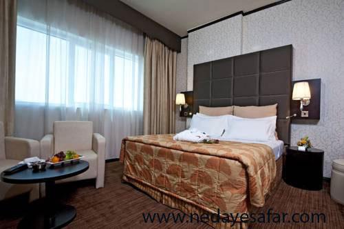 تور دبی| هتل چهار ستاره