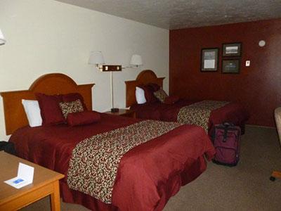 هتل کلاور کریک