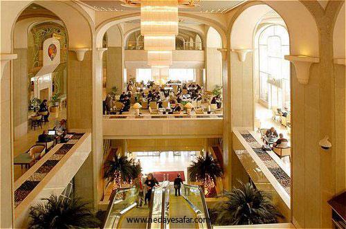 هتل کرون پلازای