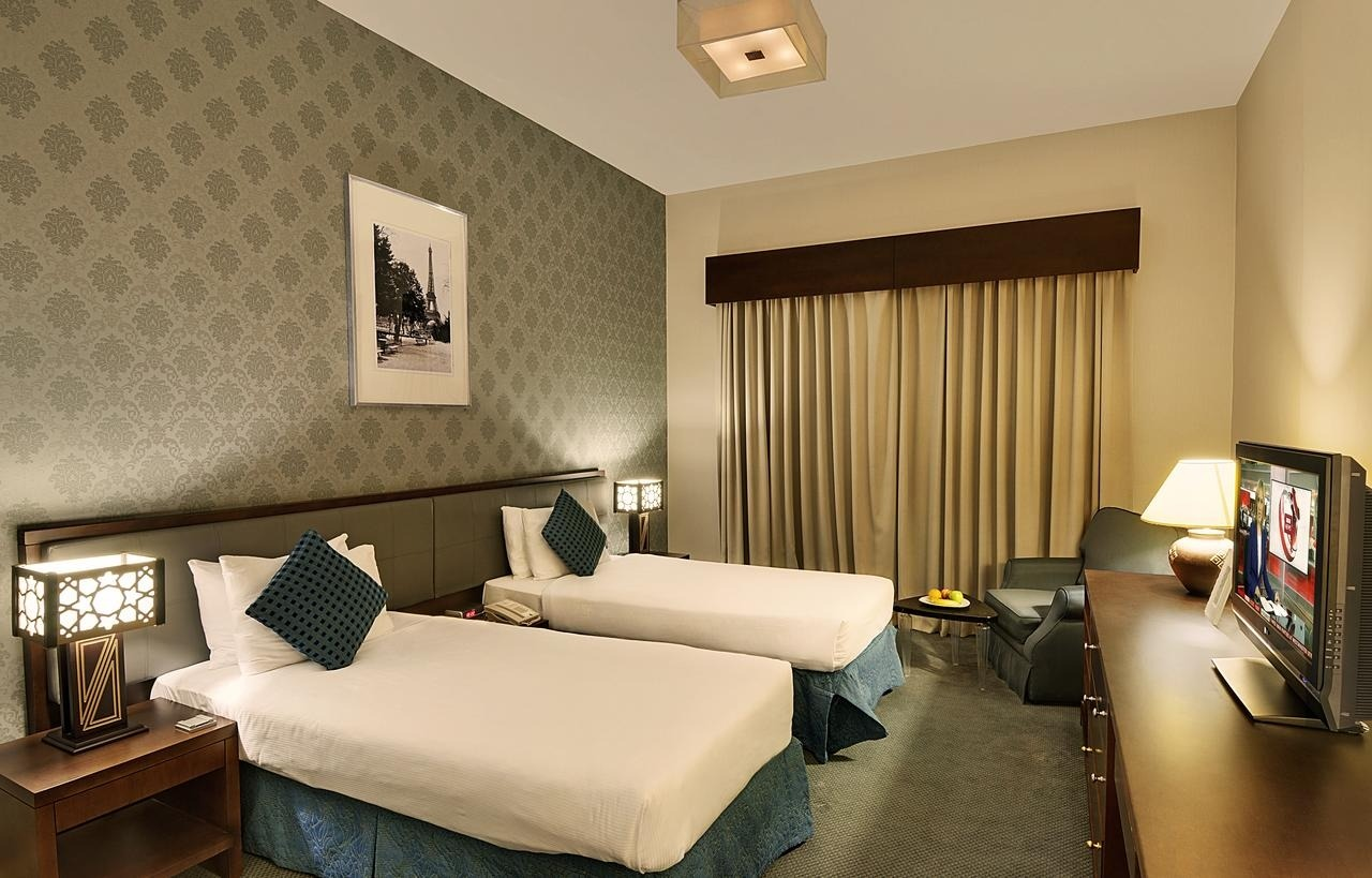 هتل چهار ستاره لوتوس