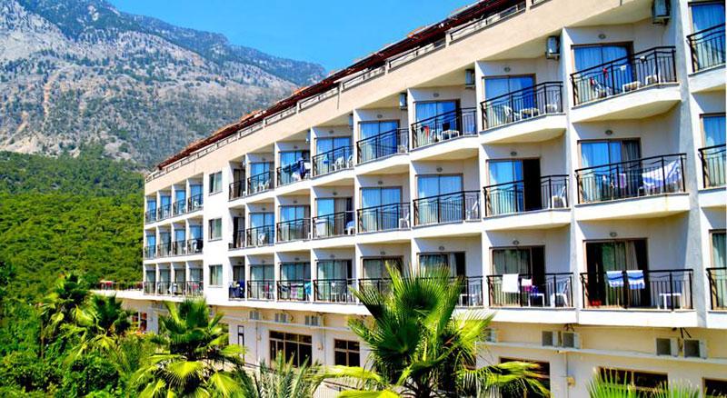 هتل چهار ستاره مجیک سان