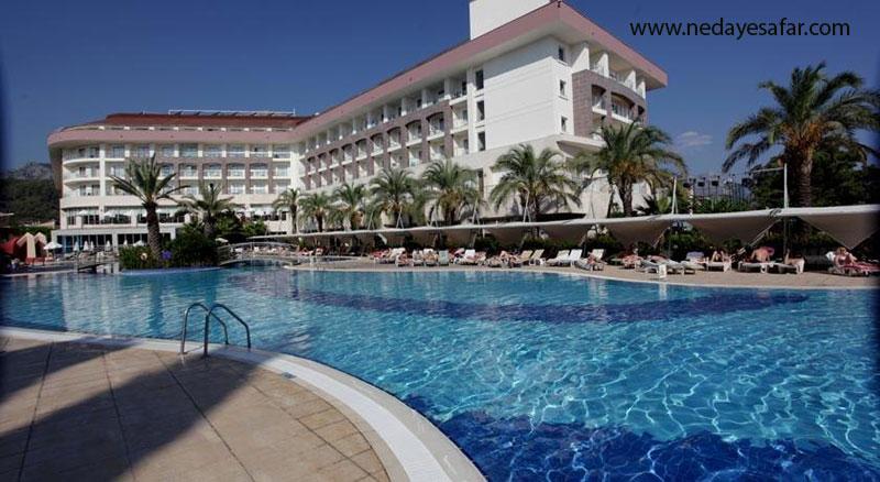 هتل پنج ستاره ماکسیم ریزورت