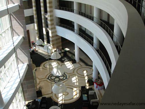هتل پنج ستاره آنتالیا