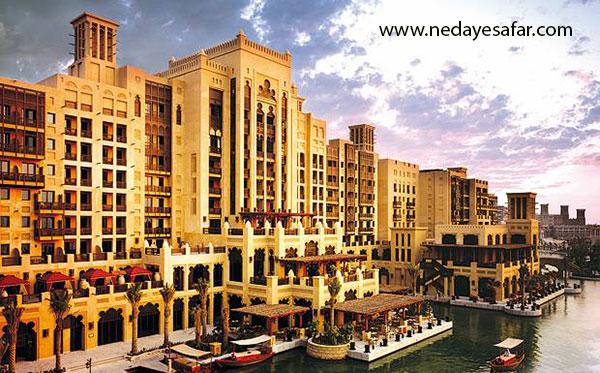 هتل پنج ستاره در دبی