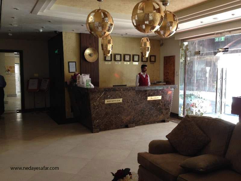 هتل سه ستاره سیاج | تور دبی
