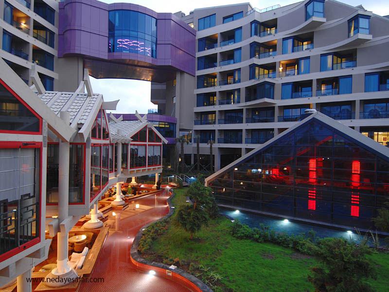 هتل پنج ستاره سوسسی | تور آنتالیا