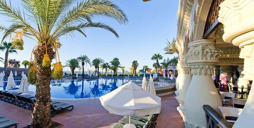 هتل پنج ستاره پرلامري آنتاليا