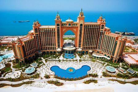 هتل پنج ستاره دارالمسیاف | تور دبی