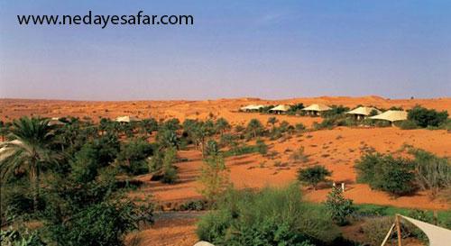 اقامتگاه صحرایی | تور دبی