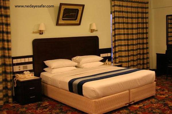 هتل سه ستاره در دبی
