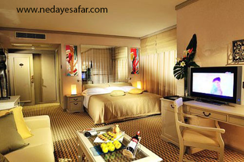 هتل چهار ستاره|تور دبی