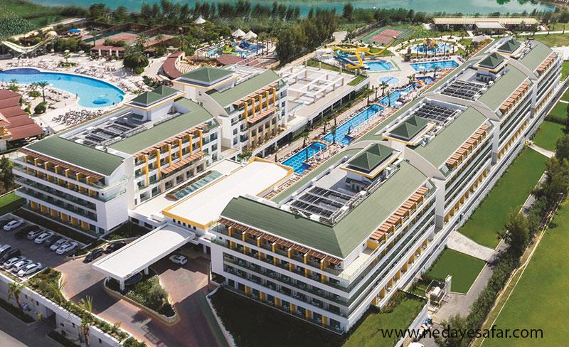 هتل پنج ستاره|تور آنتالیا