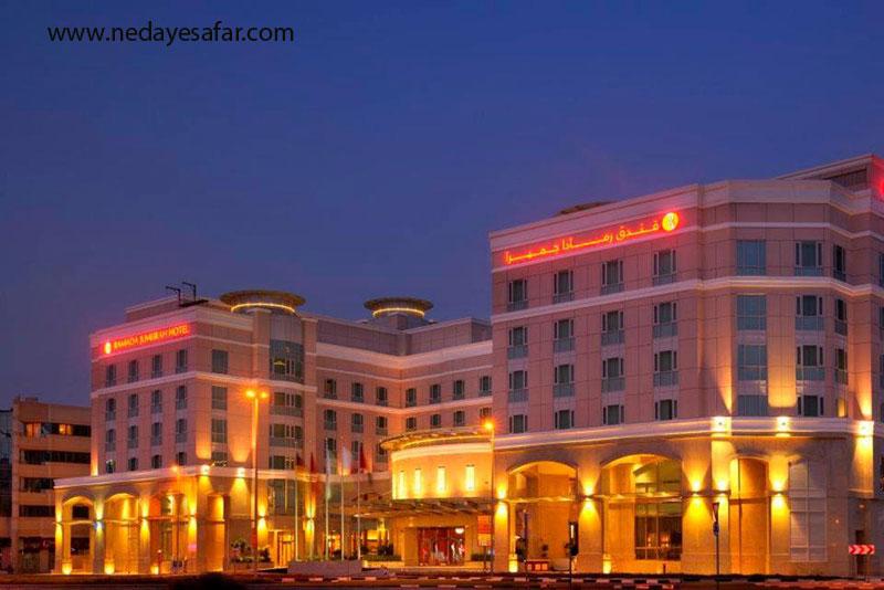 هتل های زنجیره ای جمیرا