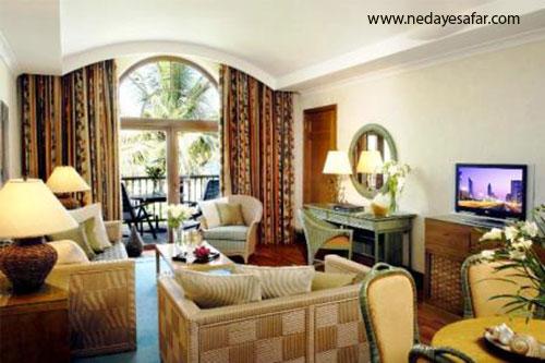 هتل پنج ستاره دبی