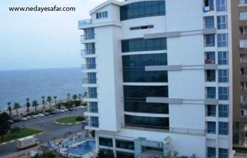 هتل پرلامري آنتاليا