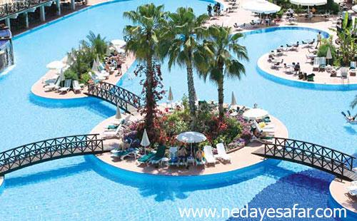 هتل ریکسوس لارس | تور آنتالیا