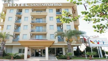 هتل سه ستاره سانتا مارینا