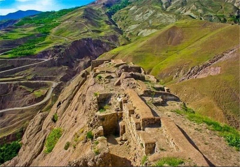 تور قلعه الموت و دریاچه اوان