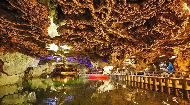 تور غار علیصدر و لاله جین