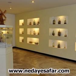 موزه بطری های شیشه ای پاتایا