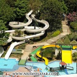 پارک آبی آکوالند آنتالیا ترکیه انتالیا جاذبه های توریستی آنتالیا