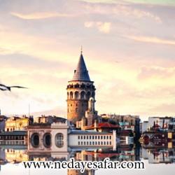 برج گالاتا استانبول ترکیه