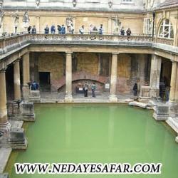 حمام رومی آنتالیا ترکیه جاذبه های گردشگری آنتالیا