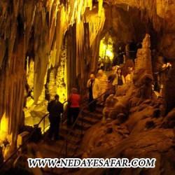 غار کارائین آنتالیا ترکیه