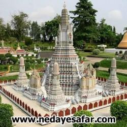 مینی سیام پاتایا ، تایلند پاتایا، جاذبه های گردشگری پاتایا