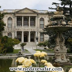 کاخ دولما باغچه استانبول