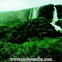 طبیعت صلاله عمان