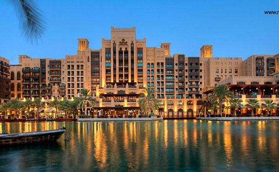 هتل پنج ستاره مینا سلام | تور دبی