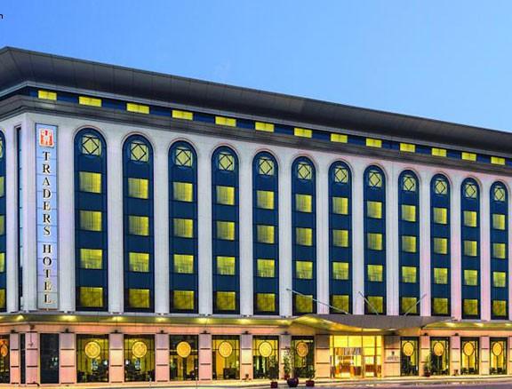 هتل 4 ستاره تریدرز