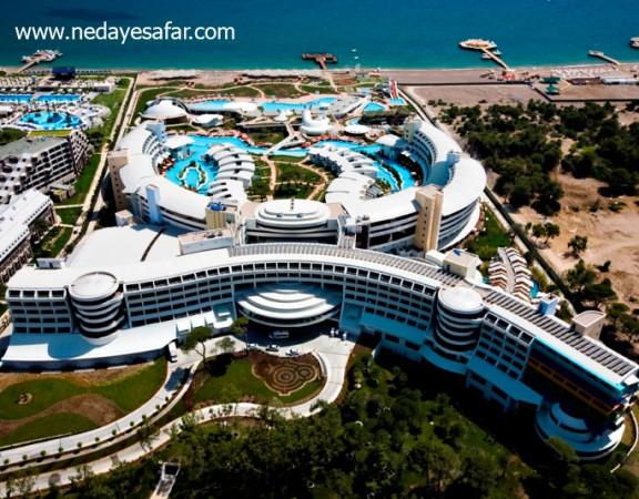 هتل پنج ستاره کرنلیا دیاموند