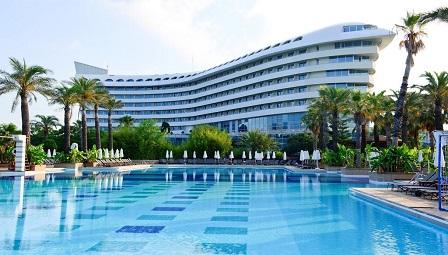 هتل پورت نیچر   تور آنتالیا