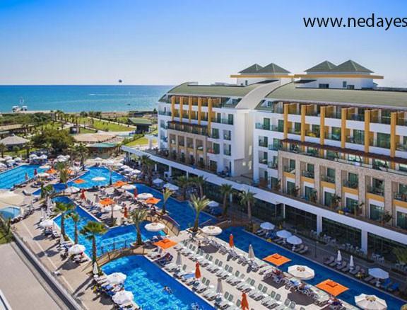 هتل پورت نیچر | تور آنتالیا