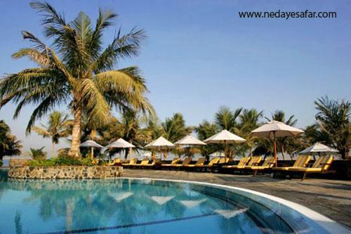 هتل پنج ستاره نخلستان