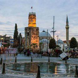 Antalya-Clock Tower-2