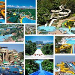 پارک آبی آکوالند | Aqualand Waterpark | آنتالیا